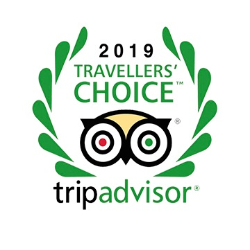 Tripadvisor - Travellers' Choice 2019