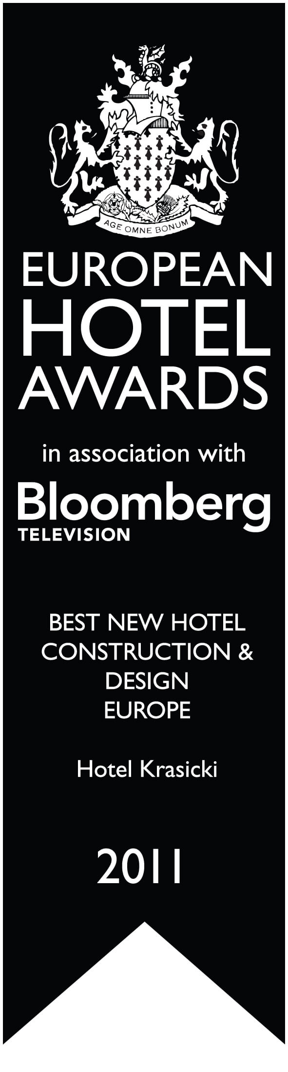 2013 European Hotel Awards In Association With Bloomber Television