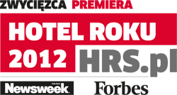 2012 Winner of the Premiere of the Hotel of the Year HRS.pl