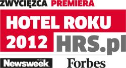 2012 Zwycięzca Premiera Hotel Roku HRS.pl