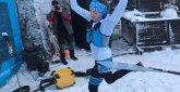 Natalia Tomasiak wygrywa Zimowy Półmaraton!