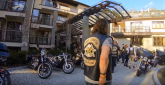 Zlot Harley Davidson w Hotelu Prezydent