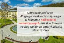 Krynica-Zdrój najbardziej romantycznym miastem w Europie!