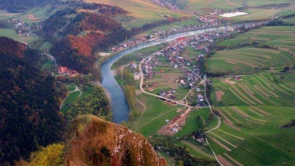 SŁOWACJA - Spływ Dunajcem