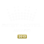 Best Hotel Award 2013