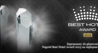 2013-10-03 - BEST HOTEL AWARD 2013