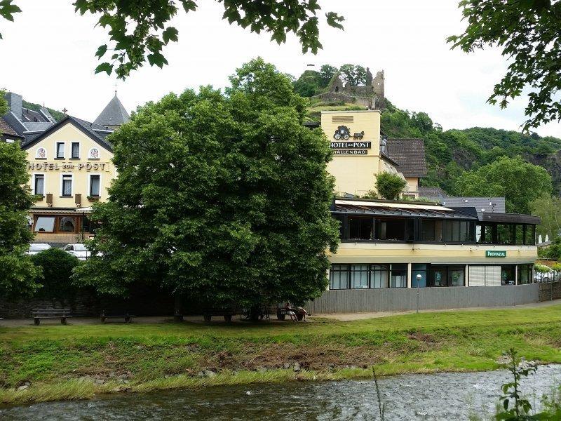 Hotel Hotel Und Restaurant Zur Post Altenahr Ahrtal Direkt An