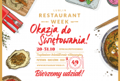 Lublin Restaurant Week już od 20.10!