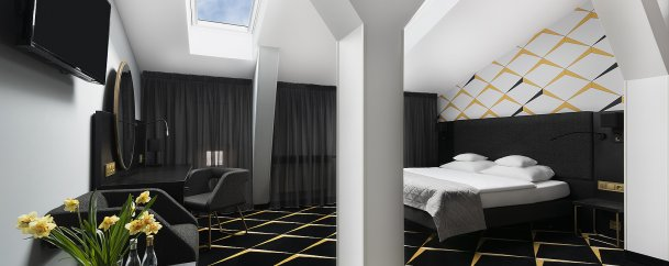 Renovation of the third floor with a modern twist at IBB Grand Hotel Lublinianka