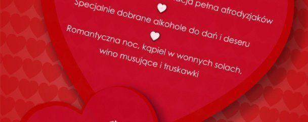 Unforgettable Valentine's Day in IBB Grand Hotel Lublinianka!