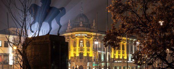 Zagłosuj na IBB Grand Hotel Lublinianka w konkursie