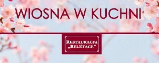 Wiosna w kuchni: 3 dania za 39 zł!