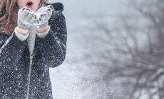 Zima w stolicy Warmii i Mazur