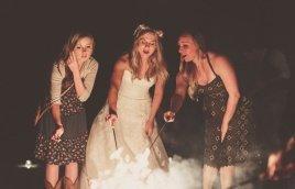 Grill na weselu